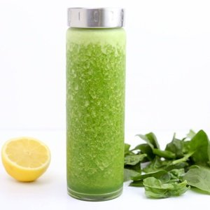 Green smoothie named Be-Greener